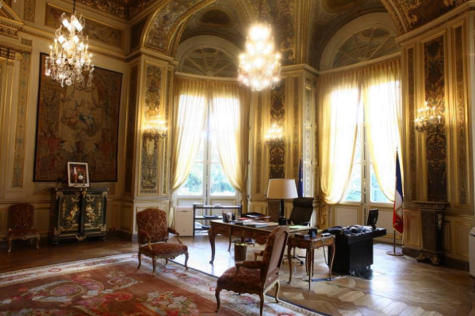 quai d'Orsay 外務所